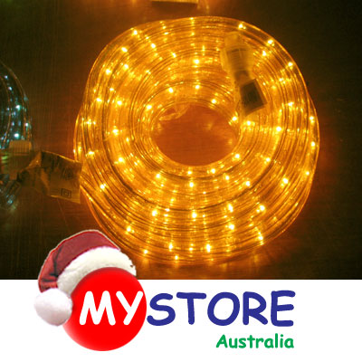 XMAS-ROPE-LIGHT-10M-YELLOW-ROPELIGHT-LINKABLE-TO-40M
